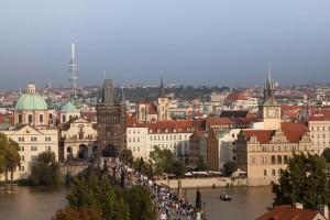 פראג היא אחת הערים העתיקות באירופה