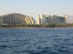 אילת היא עיר הקיט הפופולארית לישראלים